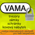 VAMA - rodina internetových obchodů pro Vaši bezpečnost