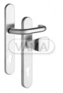 Zámečnictví - klíče : Bezpečnostní kování Lapua 72mm klika+madlo