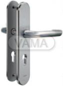 Zámečnictví - klíče : Bezpečnostní kování SX03 pro samozamykací zámky Abloy