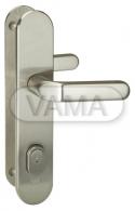 Zámečnictví - klíče : Bezpečnostní kování Abloy S403 klika+klika 90mm