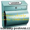 VAMA - Poštovní schránky