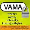VAMA - rodina internetových obchodů pro Vaši bezpečnost